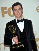 Jim Parsons - Los Angeles - 19-09-2011 - Il cast di Big Bang Theory insieme per ottenere un aumento