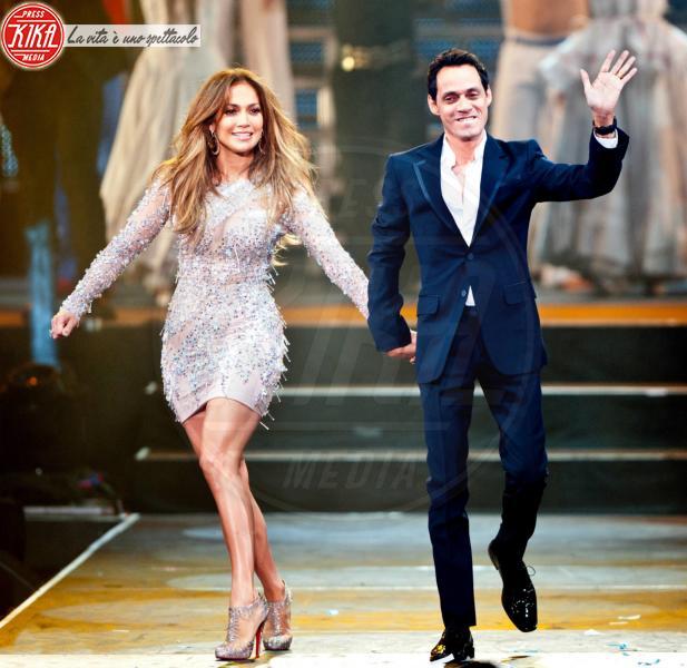 Marc Anthony, Jennifer Lopez - Las Vegas - 26-05-2012 - Auguri Jennifer Lopez: amori, successi e miracoli della diva