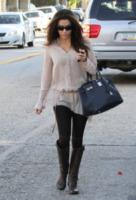 Eva Longoria - Beverly Hills - 20-12-2011 - Francesca Eastwood e una Birkin in fiamme