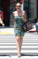 Sharon Stone - Beverly Hills - Francesca Eastwood e una Birkin in fiamme