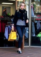 Heidi Klum - Los Angeles - 10-04-2011 - Francesca Eastwood e una Birkin in fiamme