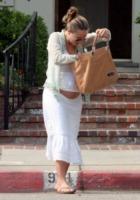Jennifer Meyer, Tobey Maguire - Santa Monica - 20-09-2006 - Spiderman è diventato padre