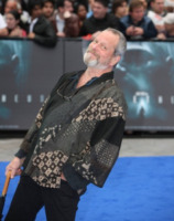Terry Gilliam - Londra - 31-05-2012 - Cannes: il Don Chisciotte di Gilliam sconfigge i mulini a vento