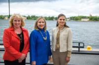 Lena Ek, Principessa Vittoria di Svezia, Hillary Clinton - Copenhagen - 03-06-2012 - Hillary Clinton: