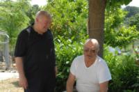 """Lucio Sabaticelli - problemi a casa per discarica - Fano - 04-06-2012 - Don Piergiorgio Giorgini: a Carrara """"Ridateci la vita"""""""