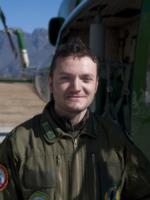 Filippo Lo Prinzi, Elicotteristi Forestale di Belluno - Belluno - 01-03-2012 - Gli elicotteristi della forestale entrano in azione