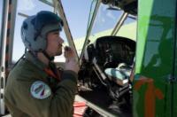 FORESTALE ELICOTTERISTI BELLUNO - Belluno - 01-03-2012 - Gli elicotteristi della forestale entrano in azione
