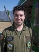 Aldo Fadalti, Elicotteristi Forestale di Belluno - Belluno - 01-03-2012 - Gli elicotteristi della forestale entrano in azione