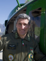 Franco Sciulli, Elicotteristi Forestale di Belluno - Belluno - 01-03-2012 - Gli elicotteristi della forestale entrano in azione