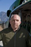 Oliseo Salvagno, ELICOTTERO FORESTALE - Belluno - 01-03-2012 - Gli elicotteristi della forestale entrano in azione