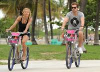 Tomaso Trussardi, Michelle Hunziker - Miami - 07-06-2012 - Lo sport? Decisamente è meglio in coppia...
