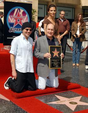 Luciana Pedraza, Robert Duvall, Billy Bob Thornton - Hollywood - 18-09-2003 - Robert Duvall recitera' per Billy Bob Thornton