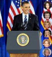Barack Obama - Los Angeles - 11-06-2012 - Se io fossi alla Casa Bianca: cosa fare da Presidente