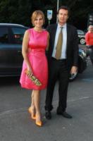 Gian Gerolamo Carraro, Simona Ventura - Milano - 12-06-2012 - Quest'anno la primavera è tutta fucsia!