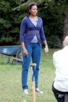 Michelle Obama - Washington - 29-10-2009 - Earth Day: per queste star è ogni giorno!