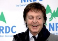 Paul McCartney - Londra - 30-03-2009 - Paul McCartney compie 70 anni