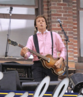 Paul McCartney - Londra - 15-07-2009 - Paul McCartney compie 70 anni