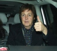 Paul McCartney - Londra - 13-12-2009 - Paul McCartney compie 70 anni