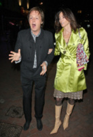 Nancy Shevell, Paul McCartney - Londra - 23-03-2009 - Paul McCartney compie 70 anni
