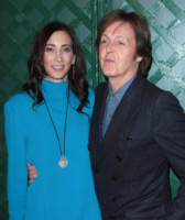 Nancy Shevell, Paul McCartney - Londra - 13-04-2012 - Paul McCartney compie 70 anni