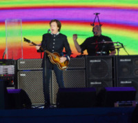 Paul McCartney - Londra - 04-06-2012 - Paul McCartney compie 70 anni