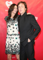 Nancy Shevell, Paul McCartney - Londra - 10-02-2012 - Paul McCartney compie 70 anni