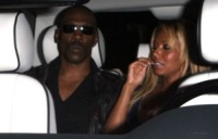 Eddie Murphy - Hollywood - 25-09-2006 - Eddie Murphy molla Mel B e chiede il test del DNA