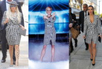 Lady Gaga, Simona Ventura, Kim Kardashian - 05-12-2011 - Italiane vs straniere: chi lo indossa meglio?