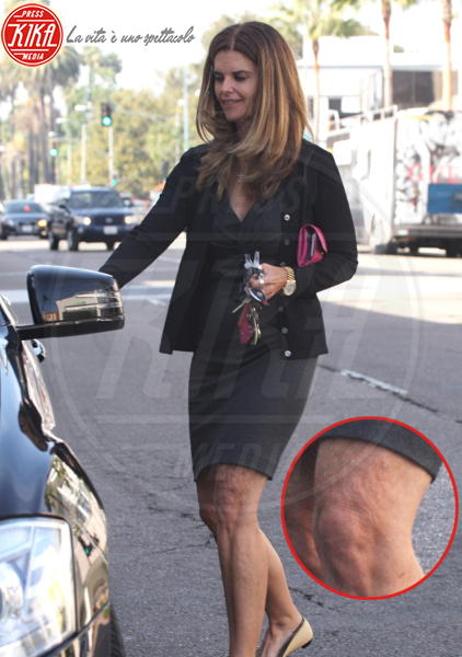 Maria Shriver - Beverly Hills - 11-10-2011 - Estate 2019: lo spauracchio cellulite!
