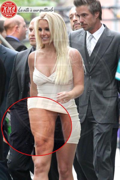 Britney Spears - New York - 14-05-2012 - Estate 2019: lo spauracchio cellulite!