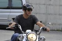 George Clooney - Laglio - 19-06-2012 - More? Bionde? Macchè: gli uomini preferiscono le… moto!