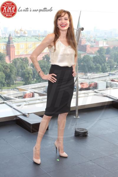 Angelina Jolie - Mosca - 25-07-2010 - Quando magro non è bello: star che sono dimagrite troppo