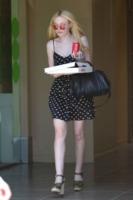 Dakota Fanning - Los Angeles - 20-06-2012 - La pizza patrimonio dell'Unesco: ma le star lo sapevano già!