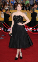 Emma Stone - Los Angeles - 29-01-2012 - Emma Stone, uno stile impeccabile sul red carpet