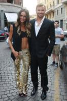 Sharni Vinson, Kellan Lutz - Milano - 24-06-2012 - Kellan Lutz e Sharni Vinson si sono lasciati