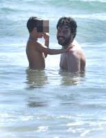 Leonardo Renga, Francesco Renga - Sabaudia - 26-06-2012 - Mammo son tanto felice, il lato paterno dei vip