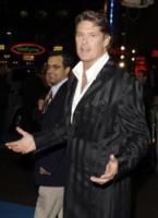 David Hasselhoff - Londra - 27-09-2006 - Gli attori di Baywatch: com'erano ieri e come sono oggi