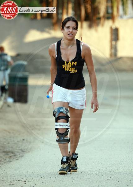 Michelle Rodriguez - 03-09-2007 - A far le celebrities ci si rimette la salute