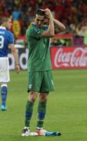 Gianluigi Buffon - Kiev - 02-07-2012 - Gigi Buffon confessa: