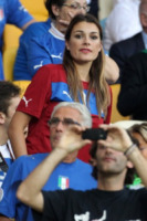 Alena Seredova - Kiev - 02-07-2012 - Alena Seredova e Gianluigi Buffon: il matrimonio è a rischio