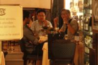 Fabrizio Corona - Milano - 02-07-2012 - Fabrizio Corona, chi di paparazzo ferisce...