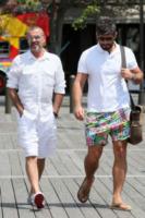 Fadi Fawaz, George Michael - Sydney - 16-02-2012 - I vip che fanno outing e vivono la loro omosessualità alla luce del sole