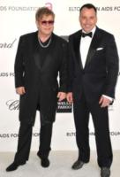 David Furnish, Elton John - West Hollywood - 27-02-2012 - Sir Elton John ricoverato per un'appendicite