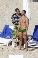 Lorenzo Martone, Marc Jacobs - St. Barths - 01-01-2012 - I vip che fanno outing e vivono la loro omosessualità alla luce del sole