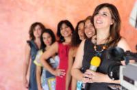Raffaella Rinaldis - le giornaliste di Fimmina TV - 02-07-2012 - Fimmina TV: la Locride si tinge di rosa