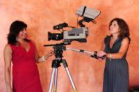Katia Aiello, Emanuela Alvaro - 02-07-2012 - Fimmina TV: la Locride si tinge di rosa