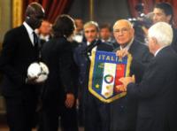 Giorgio Napolitano, Mario Balotelli - Roma - 02-07-2012 - Mario Balotelli conquista la cover di Sport Illustrated