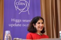 Fabiola Gianotti - Melbourne - 04-07-2012 - Fabiola Gianotti è la nuova direttrice del Cern