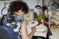 Reparto creativo monete speciali - Roma - 04-07-2012 - Zecca di Stato: viaggio nel luogo in cui nascono i nostri soldi