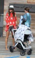 Noah Mazur, Alessandra Ambrosio - Los Angeles - 04-07-2012 - Quando le stelle indossano… le stelle!
